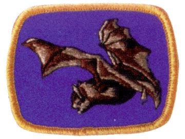 Bat Patrol crest