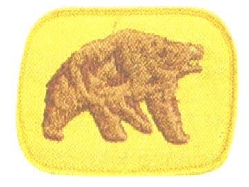 Bear Patrol crest