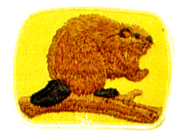 Beaver Patrol crest