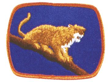 Cougar Patrol crest