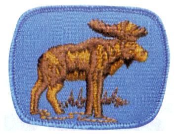 Moose Patrol crest