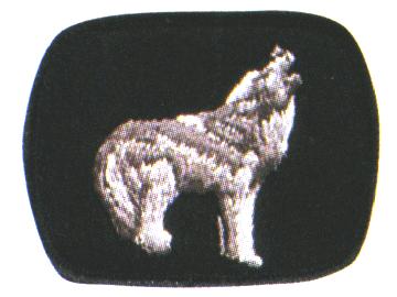 Wolf Patrol crest