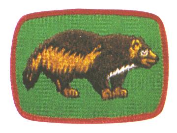 Wolverine Patrol crest